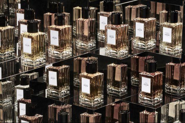 Parfums Celine, sortis le 30 octobre 2019.