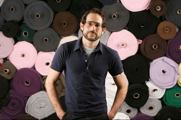Dov Charney, en 2005.