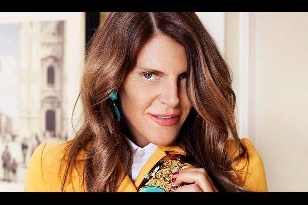 Anna Dello Russo, créatrice fantaisiste pour H&M