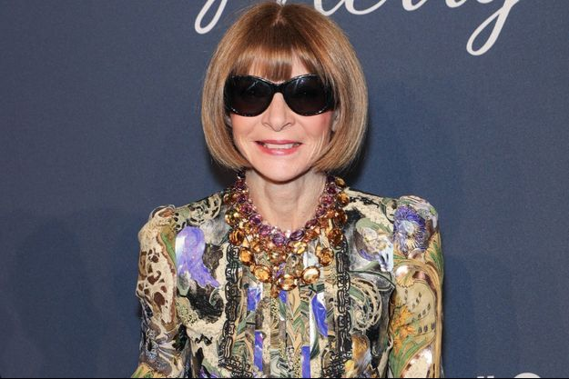 Anna Wintout à New York en février 2020.
