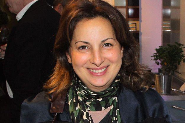 Anne Valérie Hash.
