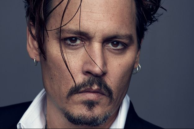 Johnny Depp, nouvel ambassadeur Dior Parfums