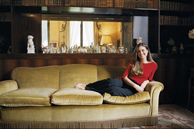 Lauren Bush.