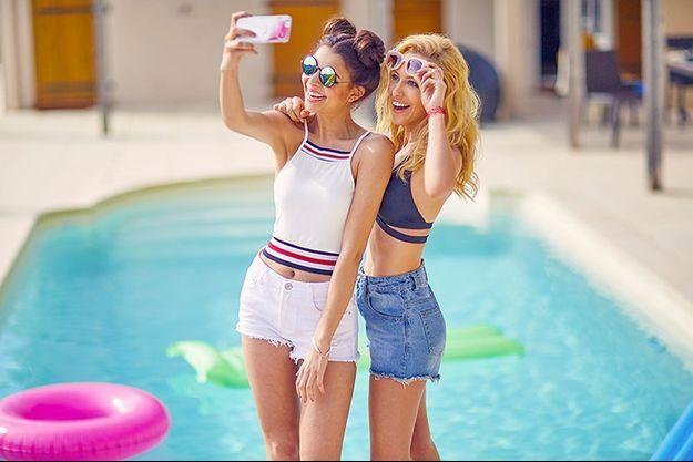 Les YouTubeuses Caroline & Safia