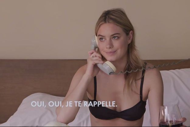 Camille Rowe-Pourcheresse, une prof glamour