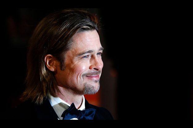 Brad Pitt, nouveau visage de Chanel N°5