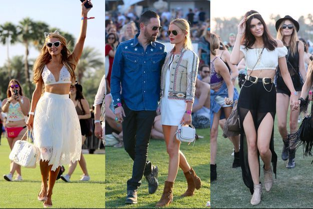 Paris Hilton, Kate Bosworth et Kendall Jenner