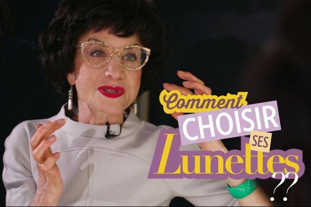 Choisir ses lunettes. Les bons conseils de Catherine Schwaab.