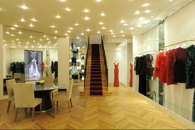 Le Showroom parisien de Zuhair Murad.