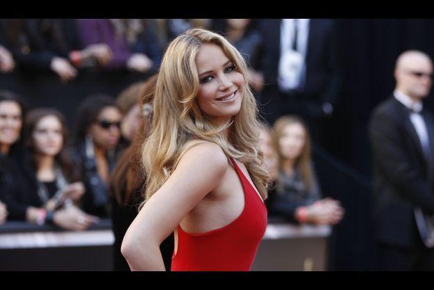 Jennifer Lawrence, nouvelle égérie Dior.
