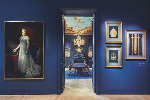 A l'occasion de la restauration du magasin de la place Vendôme, Chaumet inaugure un espace conçu pour les fiancés où ils pourront choisir leur bague.