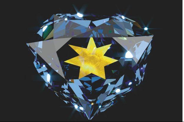 A l'image du Roi-Soleil, le diamant bleu de Louis XIV taillé pour refléter l'astre solaire.