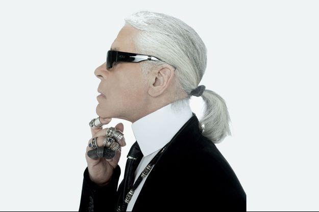 Karl Lagerfeld nous offre une ultime chasse au trésor.