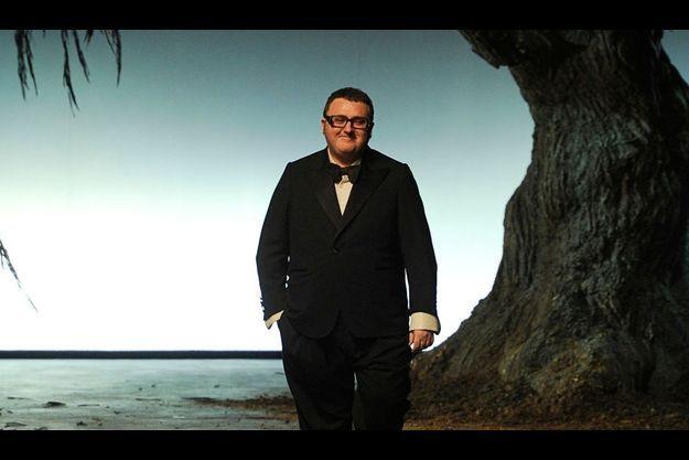 Alber Elbaz, directeur artistique de Lanvin