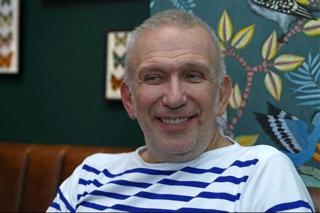 Jean-Paul Gaultier en octobre 2019, à Moscou.