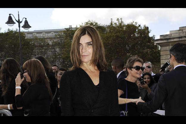 Carine Roitfeld a été embauchée par le «Harper's Bazaar»