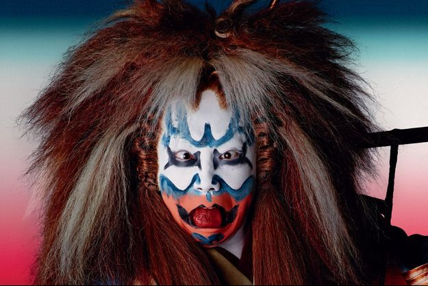 Bienvenue dans l'univers du Kabuki.