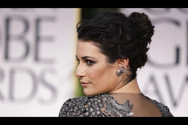Lea Michele, la nouvelle égérie L'Oréal.