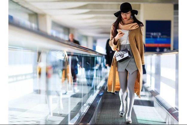 Les aéroports de Paris célèbrent la Fashion Week