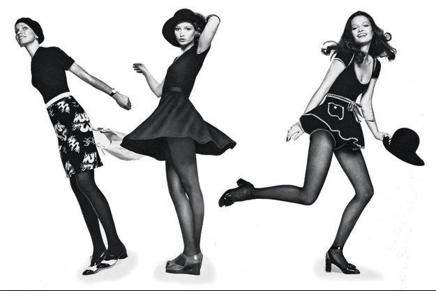 """Emmanuelle Khanh, jeune marque en vue, a les honneurs dans """"Vogue""""."""