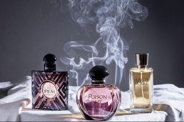 Parfums ensorcelants: esprit es-tu là ?
