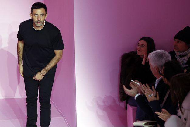 Riccardo Tisci quitte la direction artistique de Givenchy au bout de 12 ans.