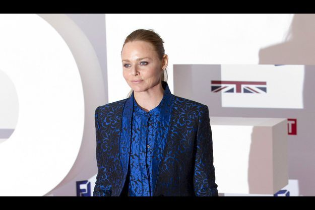 Stella Mccartney en juin 2012.