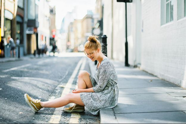 Dans la vie de tous les jours, Mary Astrid est considérée comme mince. Mais pour le monde de la mode, cette sublime rousse est une «ronde».