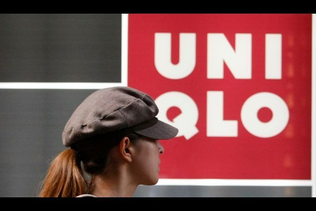 Un magasin Uniqlo, à Tokyo