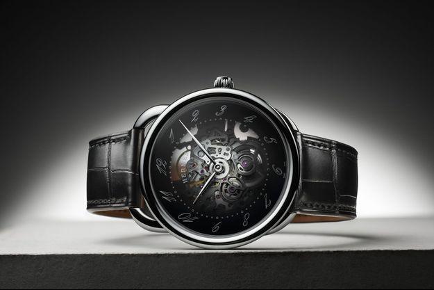 La montre Arceau, classique mais singulière