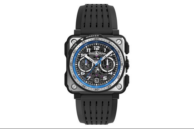 Bell & Ross lance une collection de montres Alpine F1 Team, inspirées de la Formule 1.