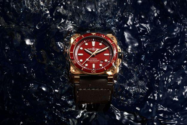 Des montres Diver Bronze en phase avec l'univers sous-marin