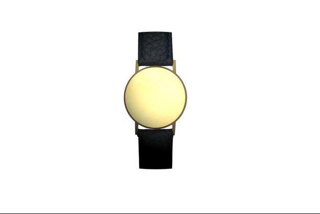 Le bracelet O'clock du joaillier parisien Baptiste Monvoisin