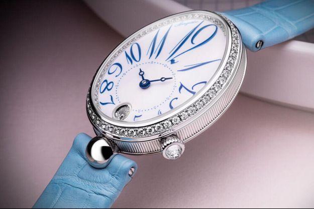 Breguet dévoile son nouveau modèle : une montre de reine