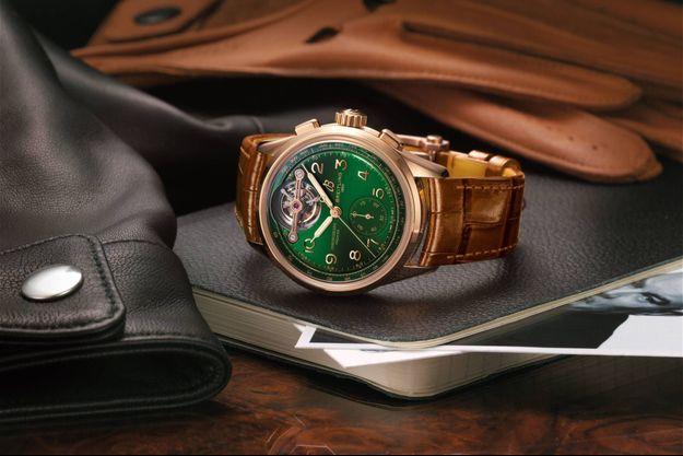 Breitling et Bentley Motors : un chronographe en édition limitée