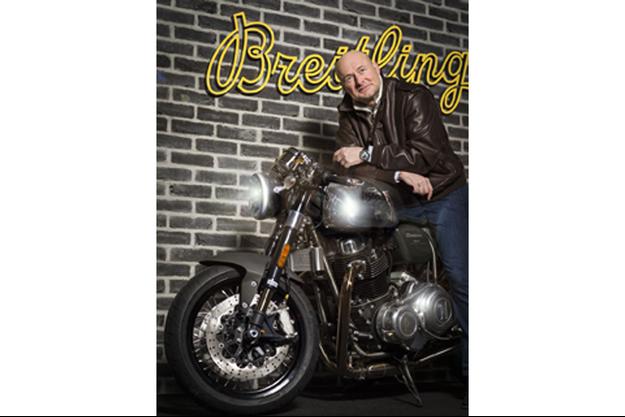 Breitling et Norton Motorcycles : des montres sur les chapeaux de roues