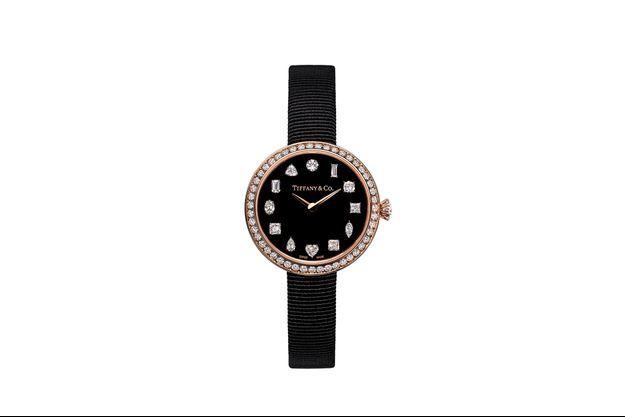 Brillez de mille feux avec la montre Tiffany & Co Eternity