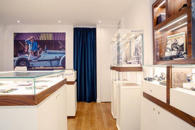 Briston ouvre sa deuxième boutique à Paris