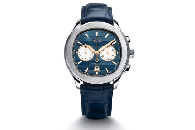 Bucherer lance la Piaget Polo S Bucherer Blue Editions