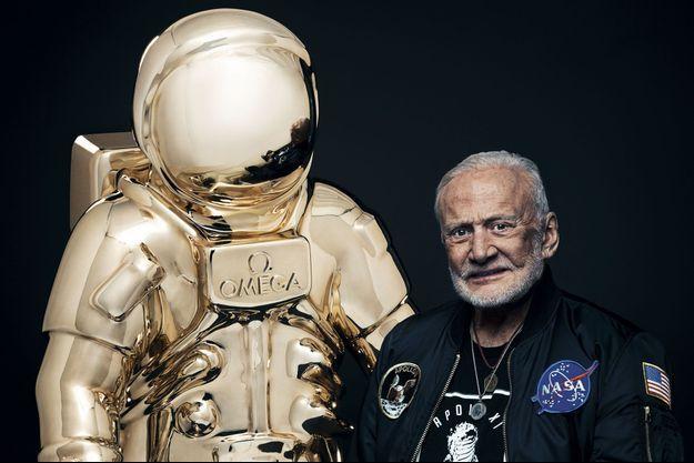 Buzz Aldrin : montre-moi la Lune