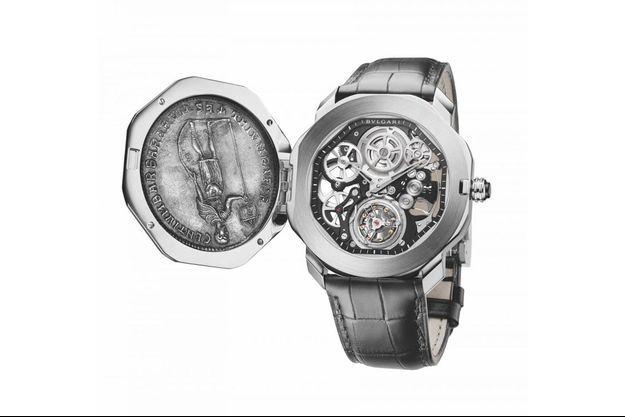 La montre Octo Roma Monete