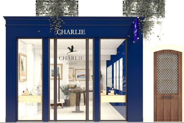 La jeune marque horlogère Charlie Watch, ouvre une boutique de 37m2 dans le Haut Marais