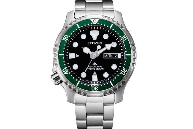 Citizen : une nouvelle montre de plongée à moins de 250 euros