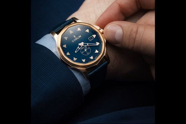 La montre Admiral 42 Bronze