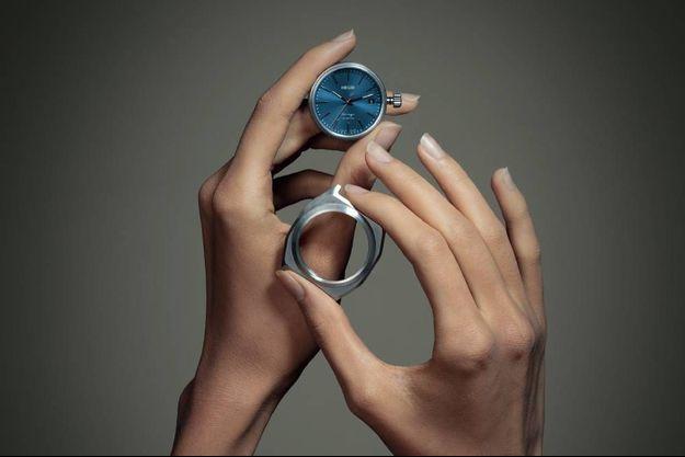 Cresus, leader de l'horlogerie d'occasion de luxe, propose du neuf