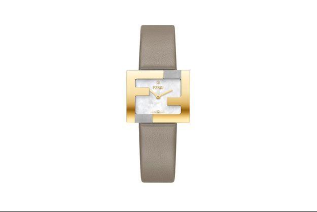 Découvrez la montre FendiMania