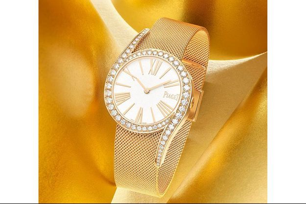 La nouvelle Limelight Gala automatique 32 mm de Piaget