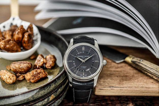 Frederique Constant étoffe sa collection Classics