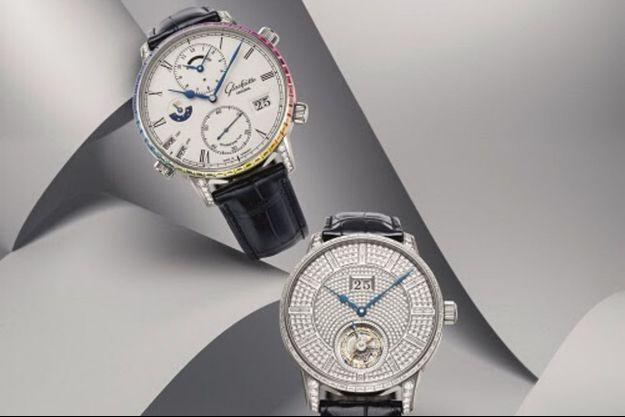 Glashütte Original propose la personnalisation de luxe