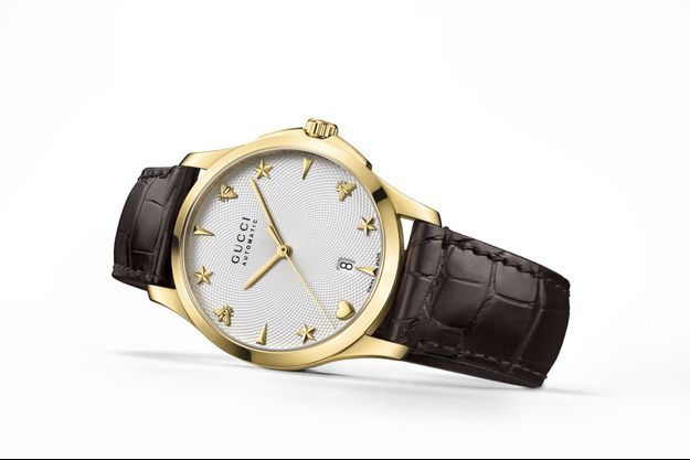 La montre G-Timeless de Gucci